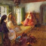 The Harem Frederick Arthur Bridgman