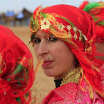 Mujer amazigh